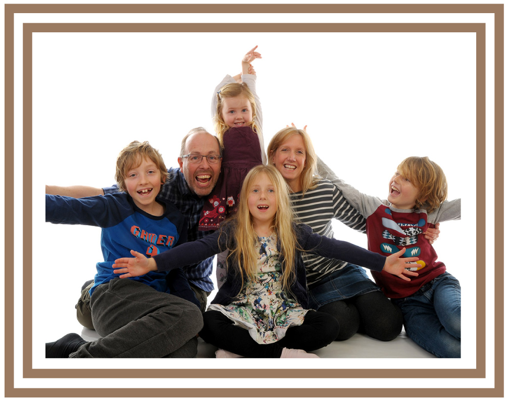 Family Photographs at Sandhurst Photography